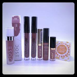 Liquid Lipsticks • Dose of Colors Tarte Stila NYX
